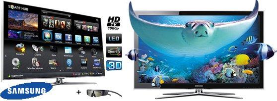 samsung smart tv led 3d offerta