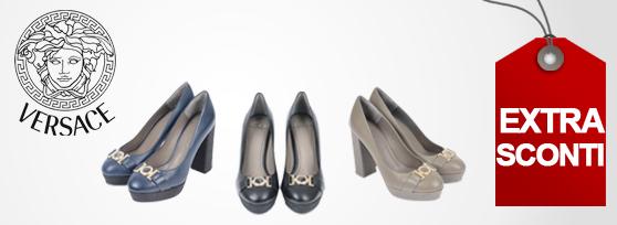 versace scarpe offerta