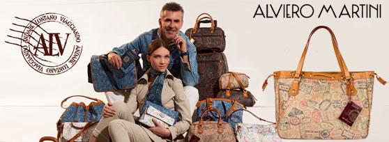 Alviero Martini Borse Collezione ALV Passport Scontate - Buy&Benefit