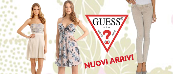 buy online 9fea4 6fa85 Abbigliamento Guess donna total look - Buy&Benefit