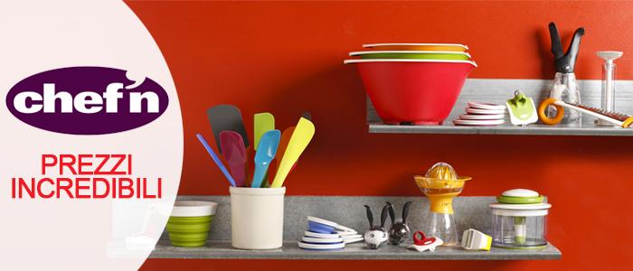 Utensili da cucina chef 39 n a prezzi incredibili buy benefit for Utensili cucina online shop