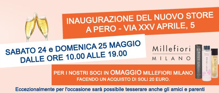 Inaugurazine-pero-evento-omaggio-offerte-sconti