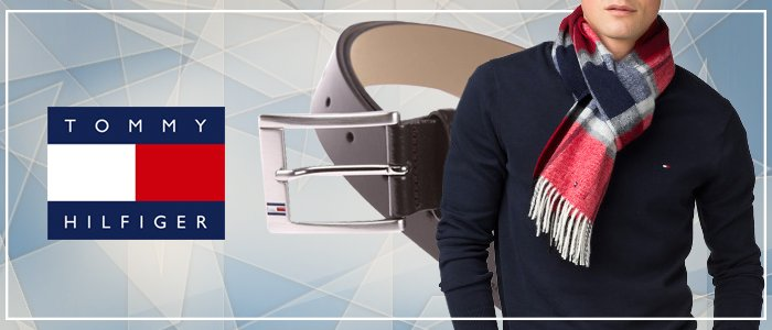 online store 3883f 53402 Tommy Hilfiger: sciarpe, foulard e cinture - Buy&Benefit