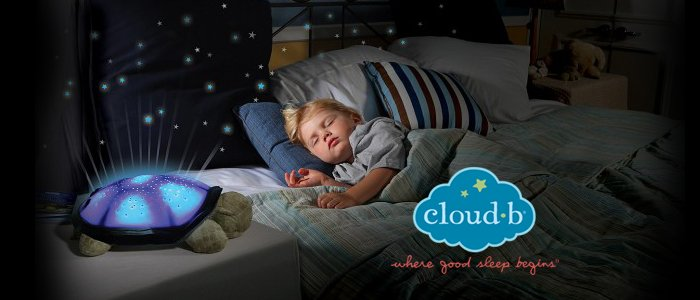Cloud b luci notturne per bambini buy benefit - Luci camera bambini ...