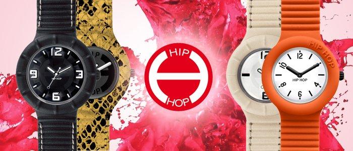 Hip Hop Orologi