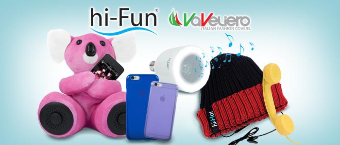 Hi-fun accessori e cover iPhone 6