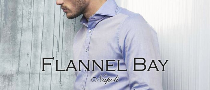 Camicie sartoriali Flannel Bay Napoli
