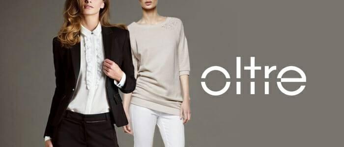 Abbigliamento Oltre autunno inverno collezione donna
