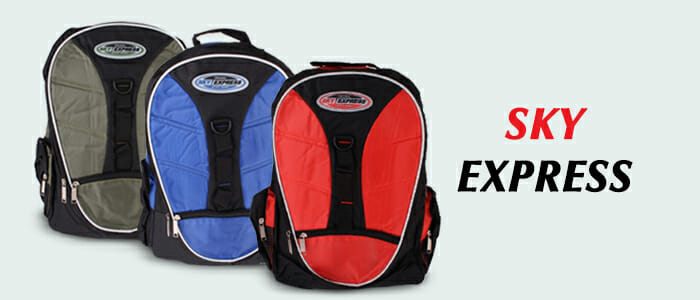 Zaini Sky Express Sport Backpack