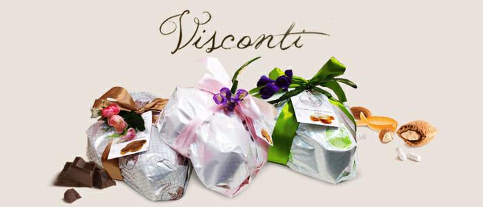 Colombe artigianali Visconti
