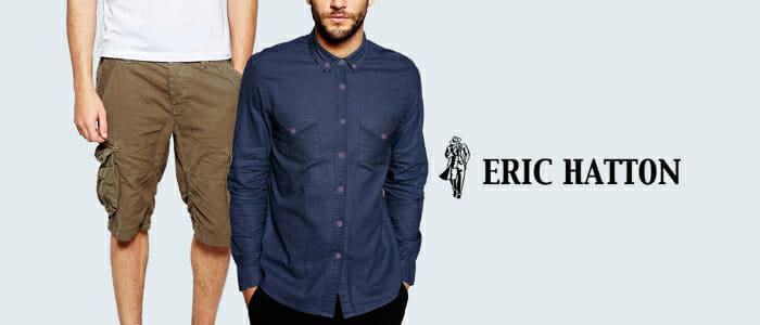 Eric Hatton abbigliamento uomo