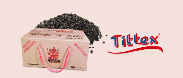 Carbone di Cocco Tittex