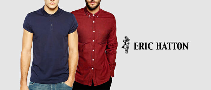 Eric Hatton camicie, polo e t-shirt uomo