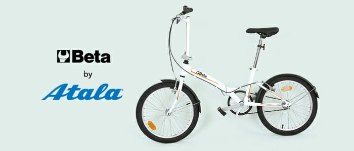 Mini Bike pieghevole Beta by Atala