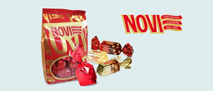 Speciale Cioccolato Novi Confezione 500gr