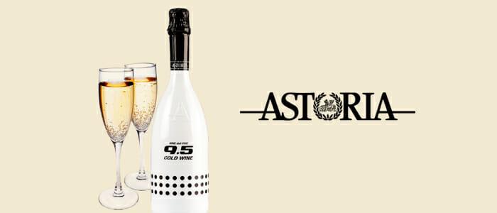 Astoria Spumante 9.5 Cold Wine