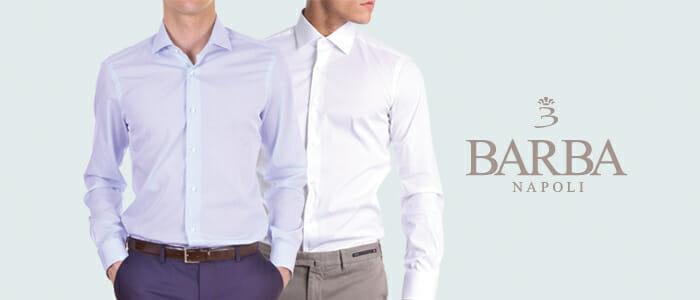 Camicie Uomo by BARBA Napoli