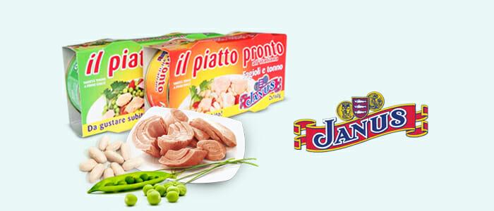 Il Piatto Pronto Janus by Asdomar