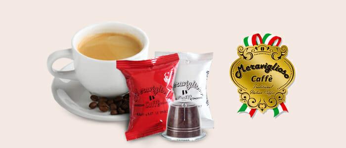 Caffè Meraviglioso compatibile Nespresso®
