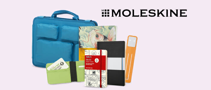 Moleskine collections agende, diari, taccuini