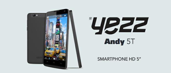 Smartphone YEZZ Andy 5T