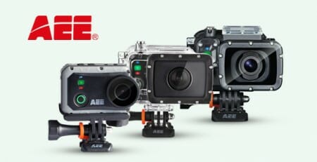 AEE Action Cameras Waterproof