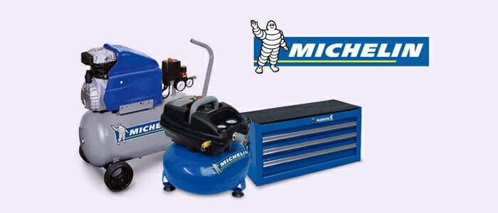 Michelin Compressori e Cassetta porta attrezzi