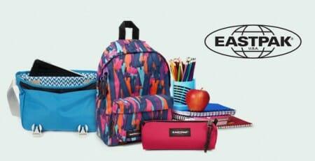 Back to School - zaini e astucci Eastpak