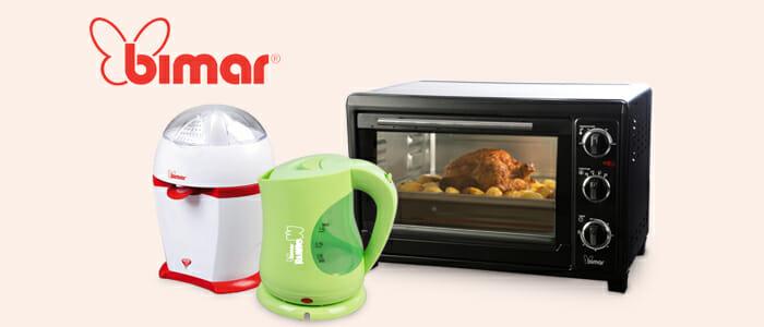 Bimar Piccoli Elettrodomestici apparecchi per la cottura, il riscaldamento e la ventilazione.