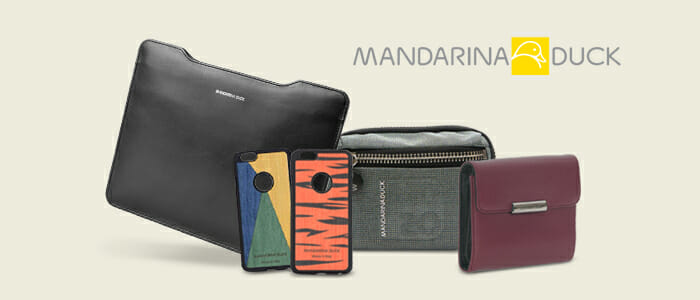 Mandarina Duck cover Iphone, custodie e accessori