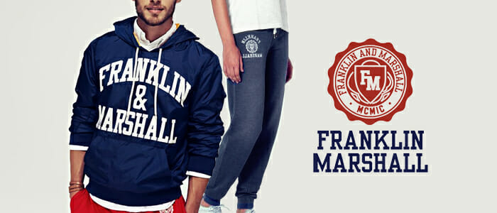 Franklin&Marshall sportswear uomo e donna