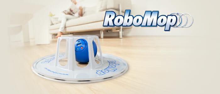 RoboMop pulisci pavimenti