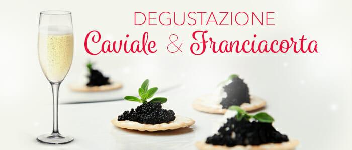 Degustazione Caviale & Franciacorta