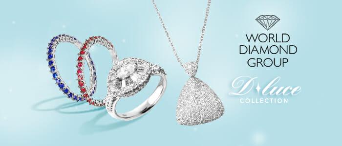 Gioielli unici. Diamanti, Oro e Platino