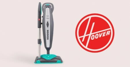 Hoover: Scopa a Vapore Steam Capsule