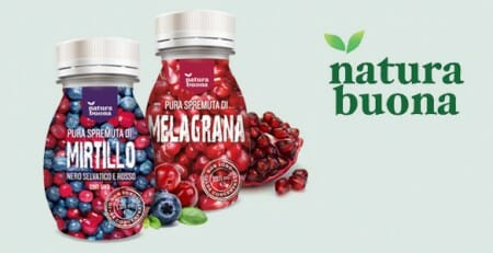 Natura Buona: Spremute 100% Superfrutti