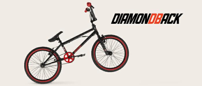 DiamonDBack Mountain Bike e BMX