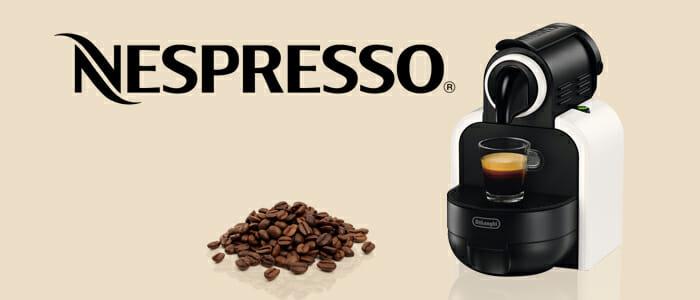 Nespresso: Macchina per caffè De Longhi Essenza