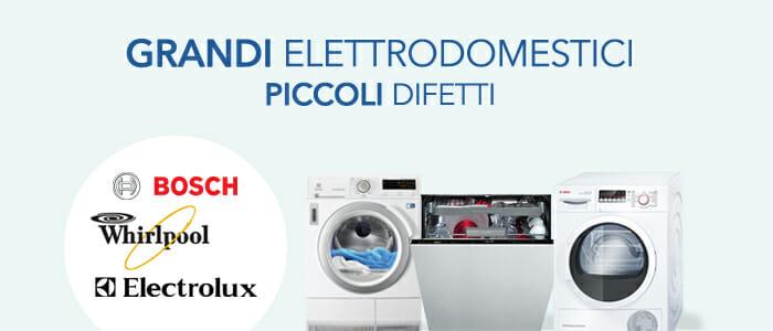 Speciale Grandi Elettrodomestici BuyonzStore Torino