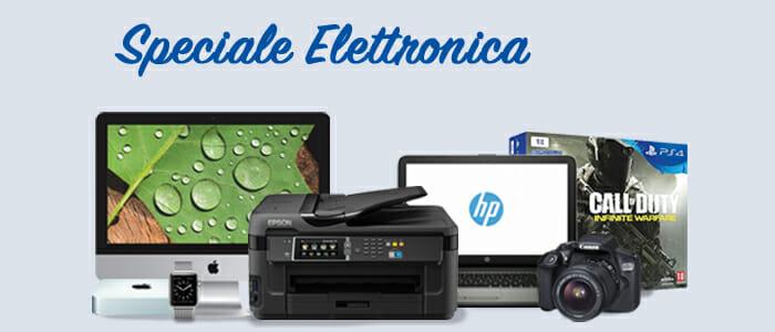 Speciale tecnologia, elettronica Hi-Tech