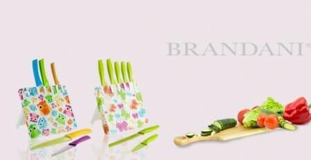 Brandani: Ceppi 5 coltelli