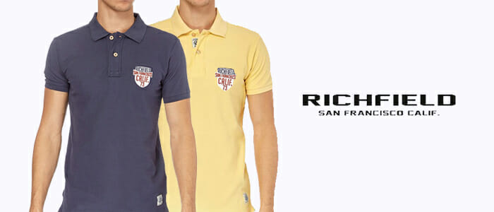 Richfield Polo Uomo