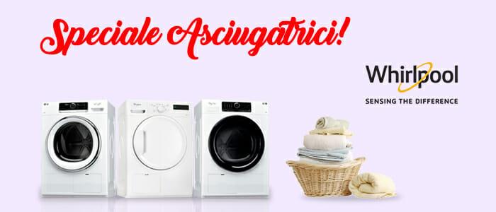 Speciale Asciugatrici Whirlpool
