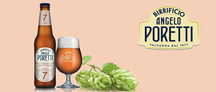 Angelo Poretti: Birra 7 Luppoli L'estiva