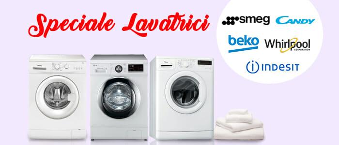 Grandi Elettrodomestici: Speciale lavatrici