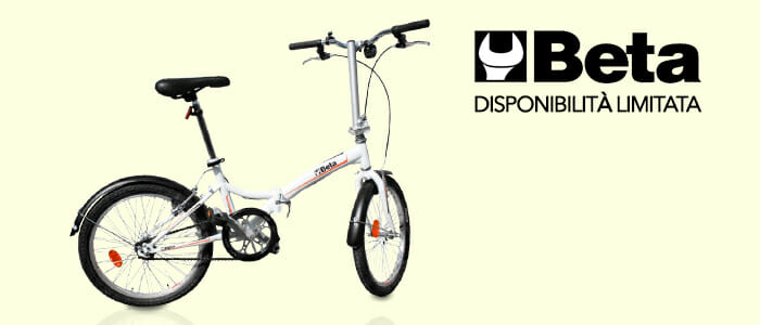 Beta bicicletta pieghevole