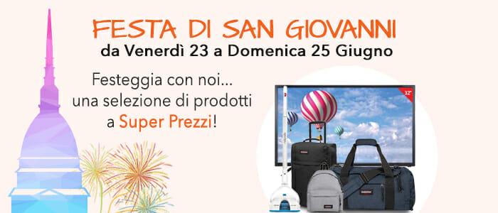Evento Speciale: Festa di San Giovanni STORE TORINO