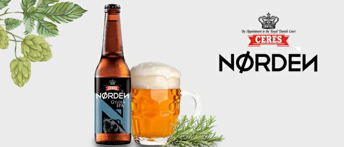 Promozione Birra Ceres Nørden: Gylden IPA