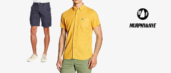 big sale a8d6d 27213 Murphy & Nye abbigliamento uomo - Buy&Benefit