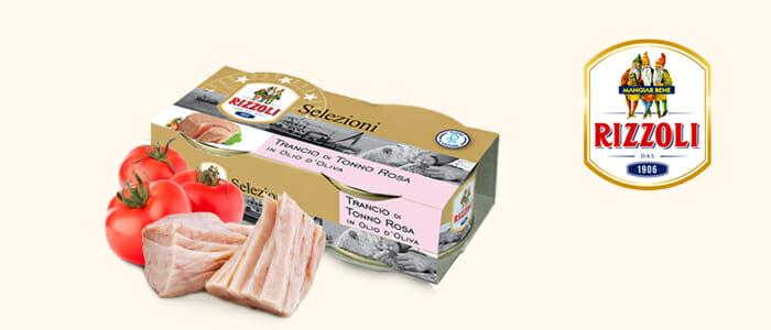 Promozione Selezioni Rizzoli: Trancio di tonno rosa